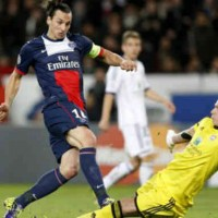 Paris St. Germain 1 : 1 Anderlecht Champions League Highlights