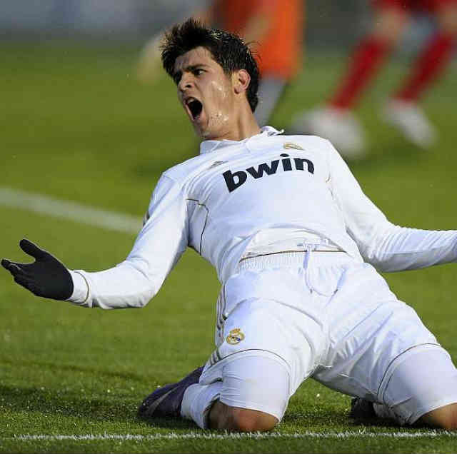 Alvaro Morata will be landing in Arsenal in January on loan