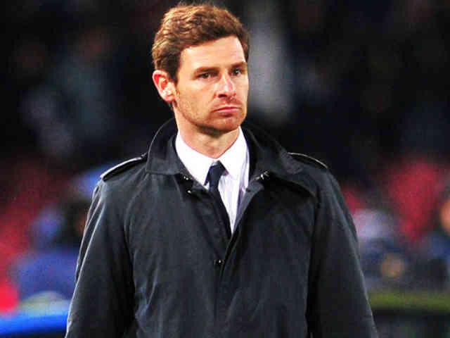 Andre Villas Boas has been officially sacked from Tottenham