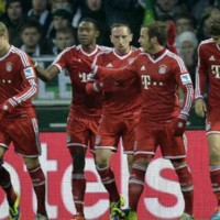 Bayern Munich humiliated former Bundesliga powerhouses Werder Bremen Bayern Munich humiliated former Bundesliga powerhouses Werder Bremen