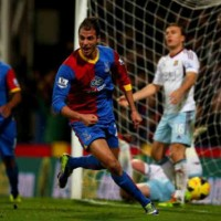 Chamakh brings the win for Crystal Palace