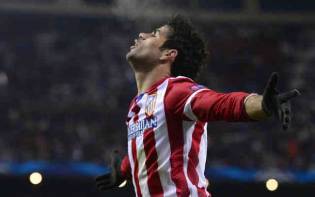 Costa brings a goal securing Ateltico Madrid to the last 16 in the Champions League