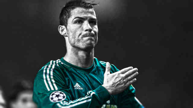 Cristiano Ronaldo is happy with his club but who will know if he retires in Spain