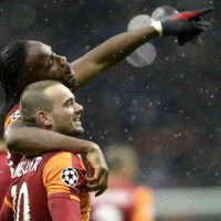 Galatasaray 1 : 0 Juventus Champions League Highlights