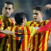 Cartagena 1 : 4 Barcelona Cop del Rey Highlights