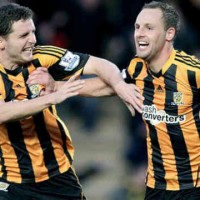 Hull City beat Liverpool and celebrate over it