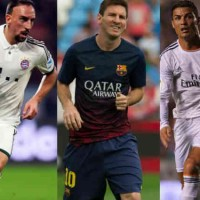 Ballon d'Or three finalists are known!