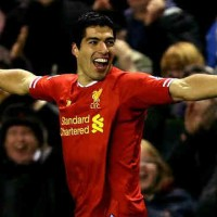 Luis Suarez gets on form and brings the win for Liverpool