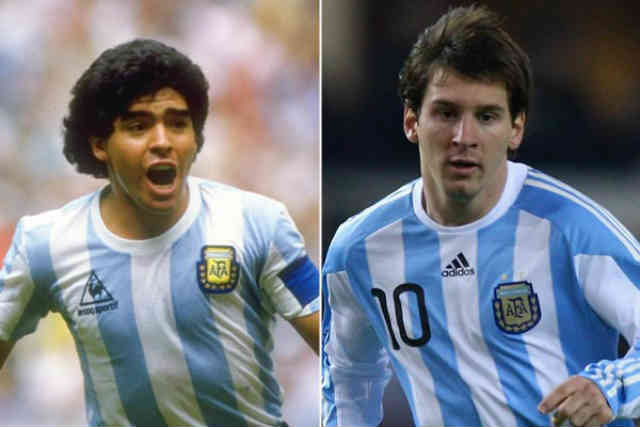 Maradona believes today that he is the best player out there