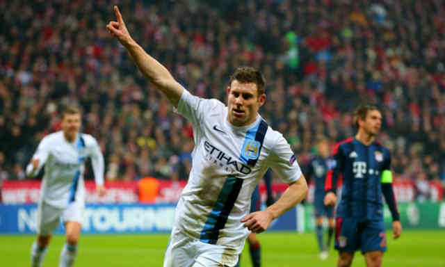 Milner brings victory for Manchester City after the come back they have done