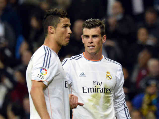 Ronaldo impressed by Gareth Bale performance for Madrid