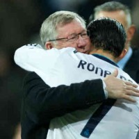 The moving message Cristiano Ronaldo Sir Alex Ferguson