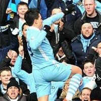 Samir Nasri praised by his fans!