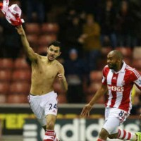 Stoke City managed to snatch the final goal against Chelsea