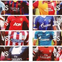 The Champions League draw has been set and teams are all ready to meet!