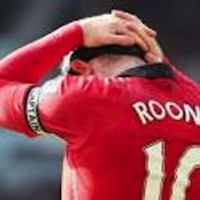 Wayne Rooney and Manchester United suffer another loss.