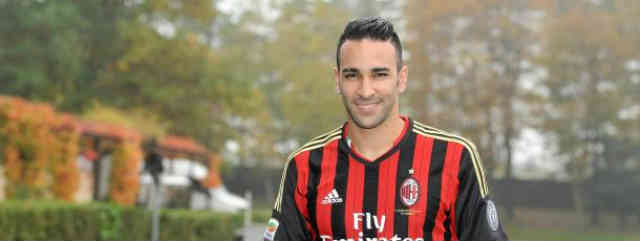 Adil Rami makes his debut in AC Milan and shows signs of him being having a big role