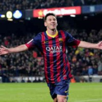 Barcelona 4 : 0 Getafe Cop del Rey Highlights