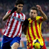 Atletico Madrid 0 : 0 Barcelona Highlights
