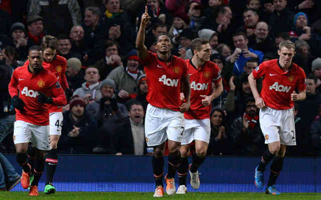 Manchester United get their first win for 2014