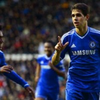 Oscar brings the victory for Chelsea