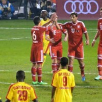 Al-Merreikh 0 : 2 Bayern Munich Friendly Highlights