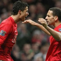Rio who is a good friend of Ronaldo wants him back at Manchester United