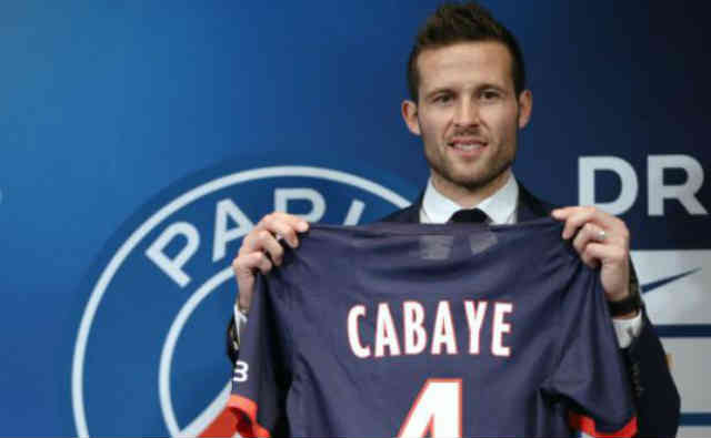Cabaye is happy with the move he has made to PSG from Newcastle