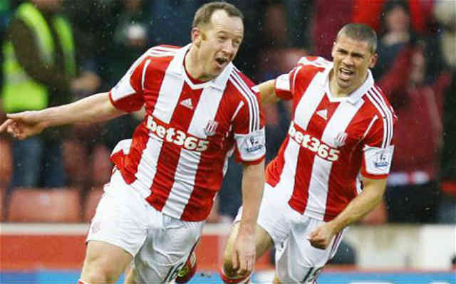 Charlie Adams became the saviour of Stoke City, as Manchester United suffer defeat