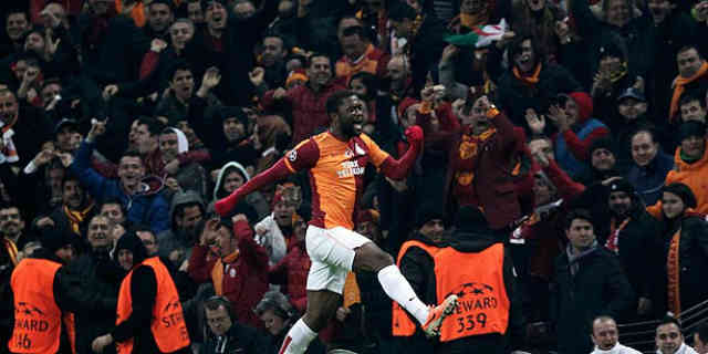 Chedjou brings a goal for the Turkish side
