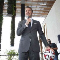David Beckham prepares to bring top players into the MLS
