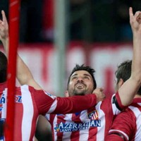 Atletico Madrid 4 : 0 Real Sociedad Highlights