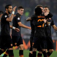 AS Roma 3 : 2 Napoli Coppa Italia Highlights