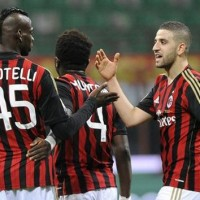 Mario Balotelli scores one amazing goal in the Serie A