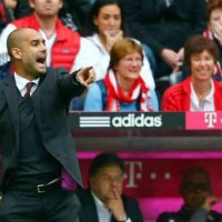 Pep Guardiola will be tested tonight against Arsenal in the Champions League