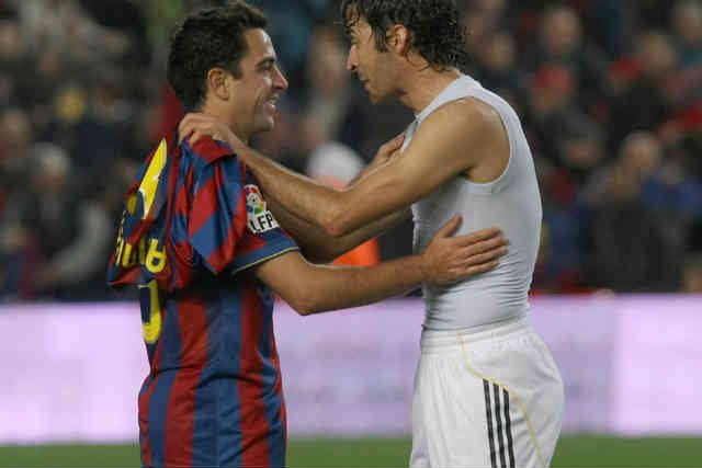 Raul will want his old friend to come to Qatar