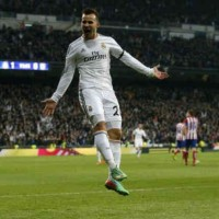 Real Madrid 3 : 0 Atletico Madrid Copa del Rey