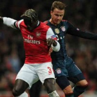 Sagna ready for revenge against Bayern Munich