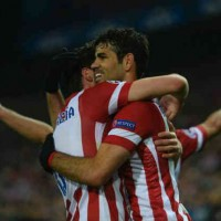 Atletico Madrid 4 : 1 AC Milan Champions League Highlights