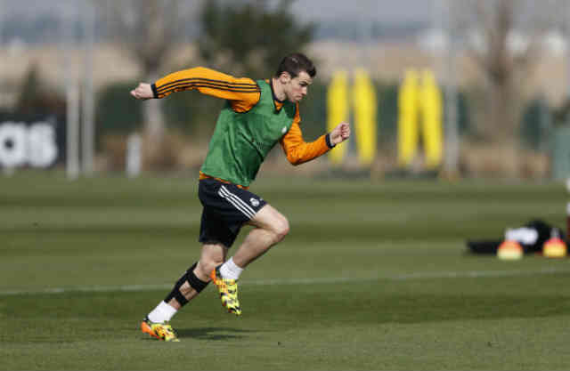 Gareth Bale reveals the new boots for the El Classico