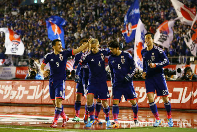 Japan feel ready for the World Cup after their easy win against New Zealand