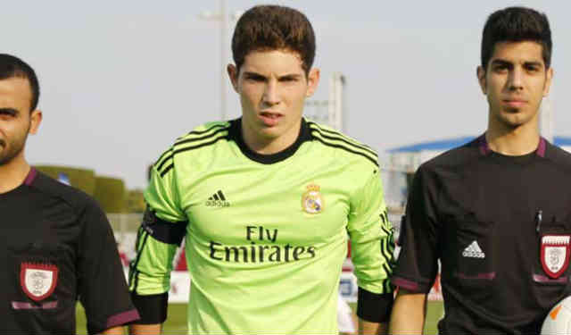 Luca Zidane will be the next star in the making