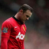 Wayne Rooney in shock with defeat that his team witnessed at Old Trafford