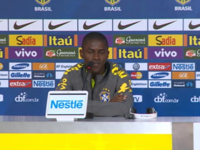 Ramires admits home nation pressure